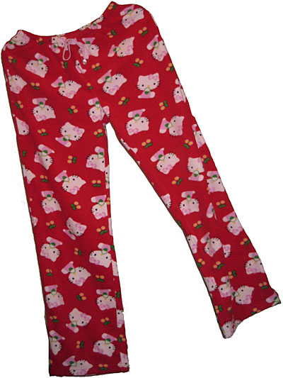 Hello Kitty Pajama Pants