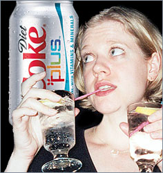 Diet Coke Plus