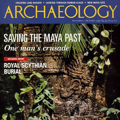 Articles in ARCHAEOLOGY