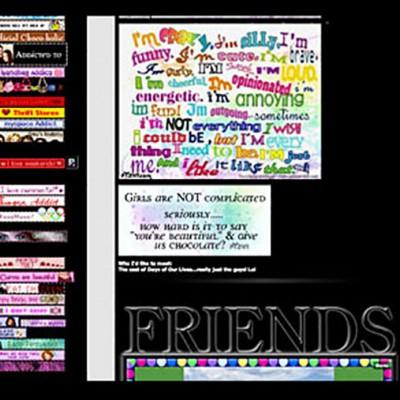 MyFriendsterBookSpace
